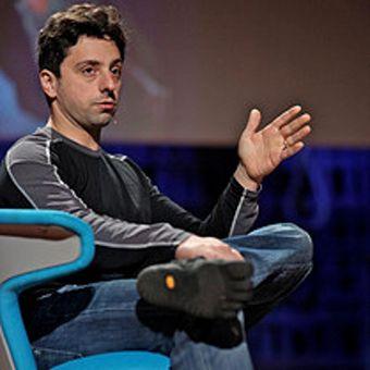 Sergey Brin: Vibram FiveFingers Classic