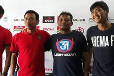 Tanpa Aremania, Arema FC Tetap Optimistis Bisa Menang
