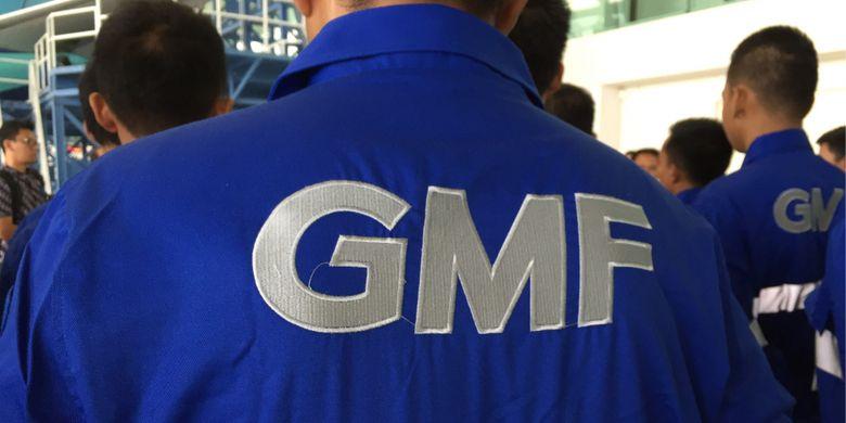 Logo Garuda Maintenance Facility (GMF) Aero Asia