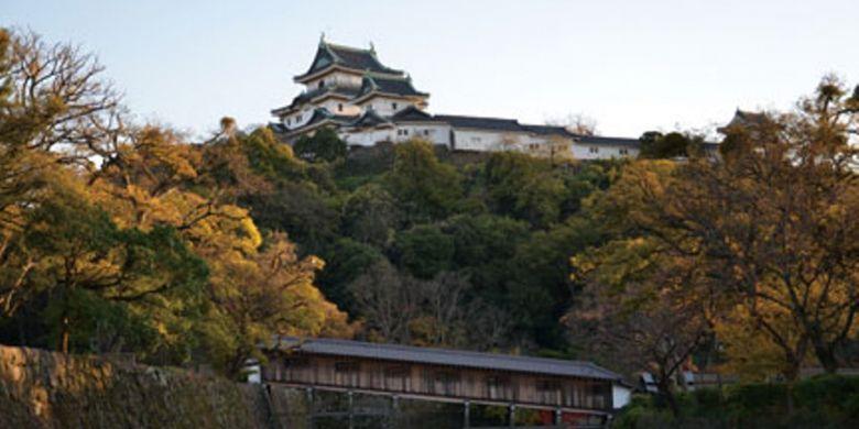 Istana Wakayama Castle