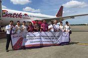 Batik Air Jadi Maskapai Paling Tepat Waktu di Asia Tenggara