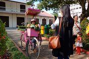 Berfoto Ala Noni Belanda di Taman Srigunting Kota Lama Semarang, Mau?