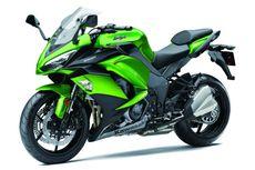 Kawasaki Ninja1000 di India Cuma Rp 200 Jutaan