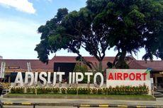 Arah Angin Berubah, Bandara Adisutjipto Tutup Lagi sampai Sore