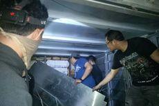 Polres Jakarta Barat Bongkar Penyelundupan 1,3 Ton Ganja dari Aceh