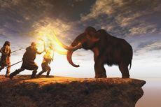 25.000 Tahun Lalu, Manusia Sudah Buru Mammoth Pakai Tombak Batu