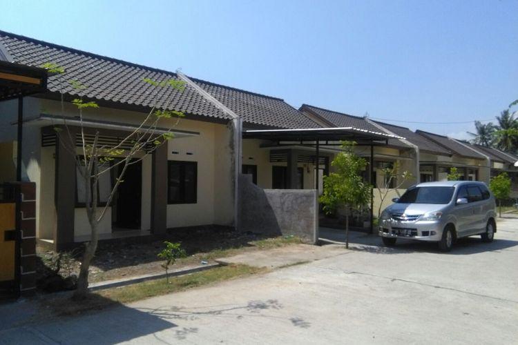 Sigar Panjalin Residence, Lombok Utara, NTB.