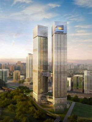 Indonesia One North Tower(China Sonangol)