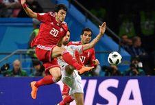 Piala Dunia 2018, Pelatih Spanyol Bangga meski Menang Tipis atas Iran