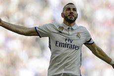 51 Persen Fans Real Madrid Minta Benzema Dicadangkan dalam El Clasico