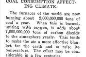 Terbuktinya Ramalan Surat Kabar Tahun 1912 tentang Nasib Bumi Saat Ini
