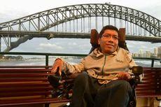 Cerita Antoni, Difabel Asal Indonesia yang Menempuh S-3 di Australia