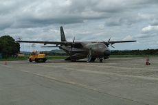 Pesawat Pencari Heli TNI yang Hilang Kontak Gagal Masuk Pegunungan Bintang