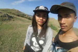 Kisah Asmara Sepasang Kekasih yang Tewas di Pantai Telawas karena 'Selfie'
