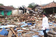 Menko Puan Berikan Bantuan dan Santunan bagi Korban Tsunami Lampung