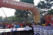 Friendship Run, Perdana Digelar di Borobudur Marathon 2018