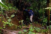 Bencana Tanah Gerak, Warga Bantarkalong d   i Sukabumi Minta Direlokasi