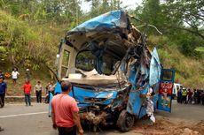 Sopir Bus yang Alami Kecelakaan