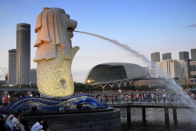 Ilustrasi Singapura