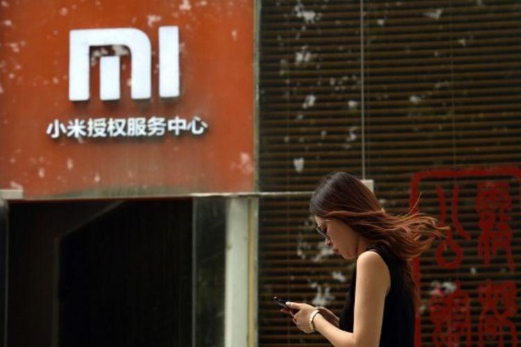 Ilulstrasi Xiaomi, salah satu vendor smartphone China