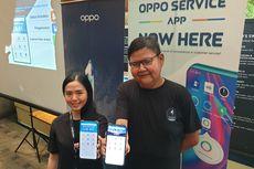 Samsung Klaim Masih Nomor Satu di Indonesia, Ini Kata Oppo