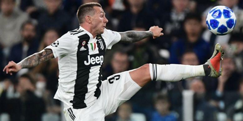 Federico Bernardeschi meyakini Juventus akan meraih juara Liga Champions dalam kurun waktu dua tahun, Rabu (17/4/2019)