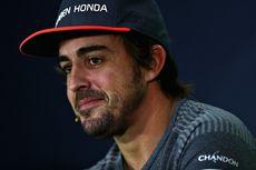 Honda Pastikan Tak Ganti Mesin, Alonso Lolos dari Penalti