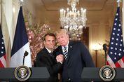 Macron: Mungkin, Trump Tidak Akan Lanjutkan Kesepakatan Nuklir Iran