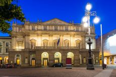 Gedung Opera di Italia Kembalikan Uang Sumbangan dari Arab Saudi