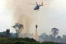 Foto-foto Seputar Kebakaran di Jalur Pendakian Gunung Rinjani