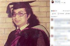 Dikritik soal Ijazah Kuliah, Najib Pamer Foto Wisuda di Facebook