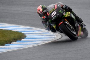Marquez dan Rossi Diasapi Pebalap Satelit di Kualifikasi MotoGP Qatar