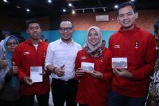 Raih Medali Emas di Asian Games, Rindi Diangkat Jadi Karyawan PDAM