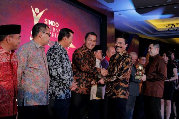 Wali Kota Semarang Dinobatkan Jadi Tokoh Inspiratif 2018 Kompas Com