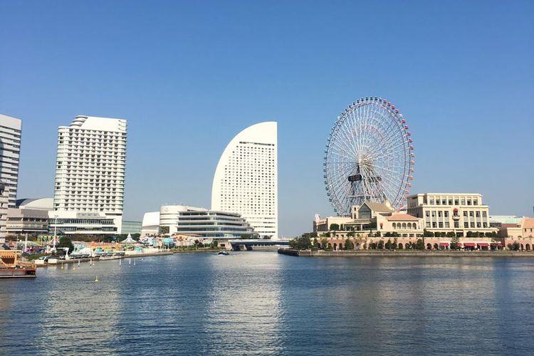 Bangunan khas Yokohama, Jepang