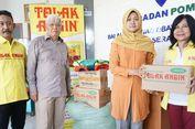 Sido Muncul Beri Bantuan untuk Korban Tsunami di Banten dan Lampung