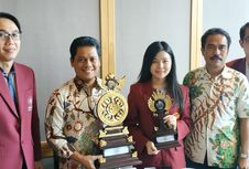 'Creative Thinking' Antar Untar Raih Juara Kompetisi Bisnis Nasional