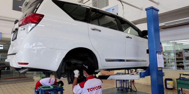 Toyota Innova Q