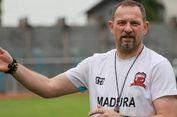 Babak 16 Besar Piala Indonesia, Dejan Antonic Belum Puas meski Madura Pesta Gol