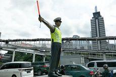 Polda Metro Tak Punya Anggaran untuk Pengadaan Patung Polisi