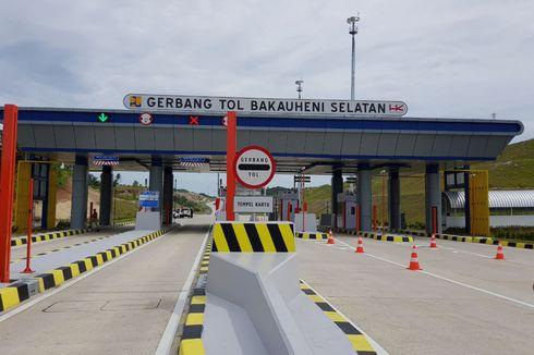 Berapa Tarif Tol Perdana di Lampung?