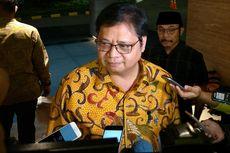 Wacana Jokowi-Prabowo pada Pilpres 2019, Ketum Golkar Enggan Komentar