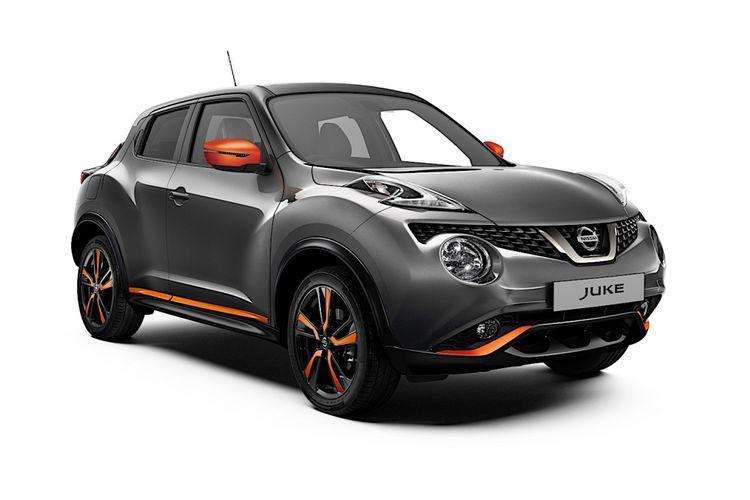 Nissan Juke Model Year 2018.