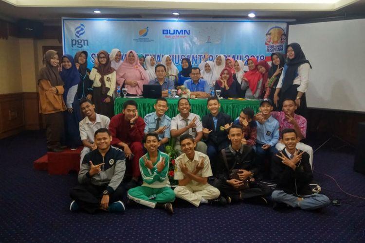 Pupuk Kembali Nilai Toleransi, PGN Ajak Siswa SMA Mengenal Nusantara