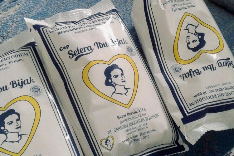 Garam produksi PT Grasindo Anugerah Sejahtera