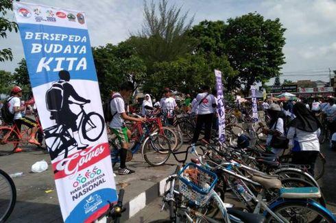 Dukungan Buat Hari Bersepeda Nasional