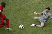 Cetak 2 Gol untuk Belgia, Lukaku Tak Berambisi Jadi 'Top Scorer'