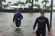 Banjir Sekali dalam Seabad Ubah Jalanan di Australia bak Sungai
