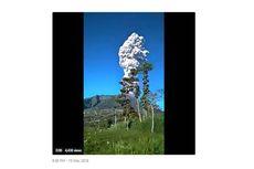 BNPB: Status Gunung Merapi Normal, Letusan Tidak Berbahaya