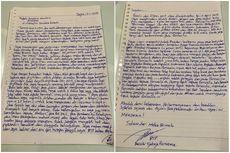 Via Surat, Ahok Minta Maaf dan Bersyukur Tak Terpilih Lagi pada Pilkada DKI